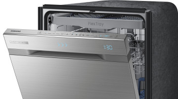 Samsung DW80H9970US Top Control Chef Collection Dishwasher Review