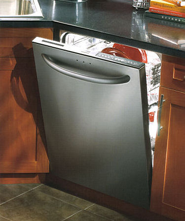 Kitchen Aid Dishwasher With Top Buttons