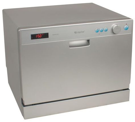 EdgeStar 6 Place Setting Countertop Dishwasher