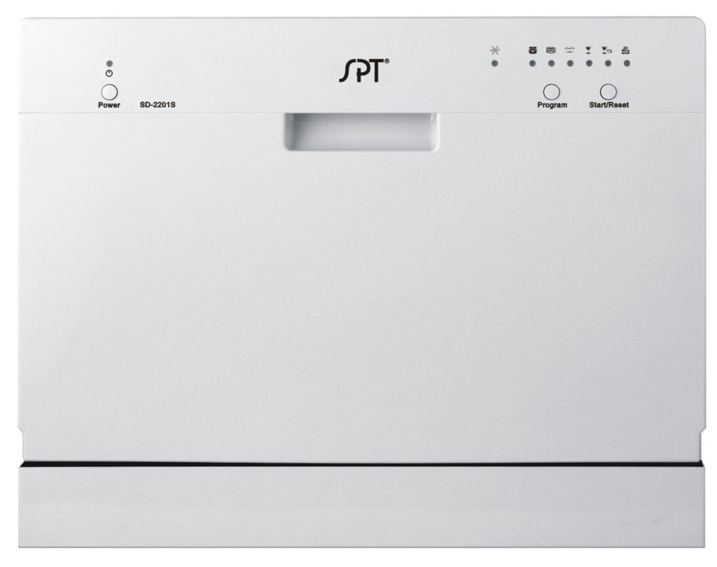 SPT SD-2201S Portable Dishwasher