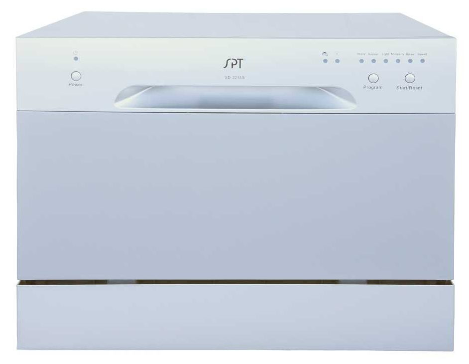 SPT SD-2213S Countertop Dishwasher