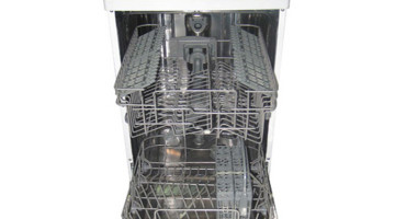SPT SD-9241W Energy Star Portable Dishwasher Review