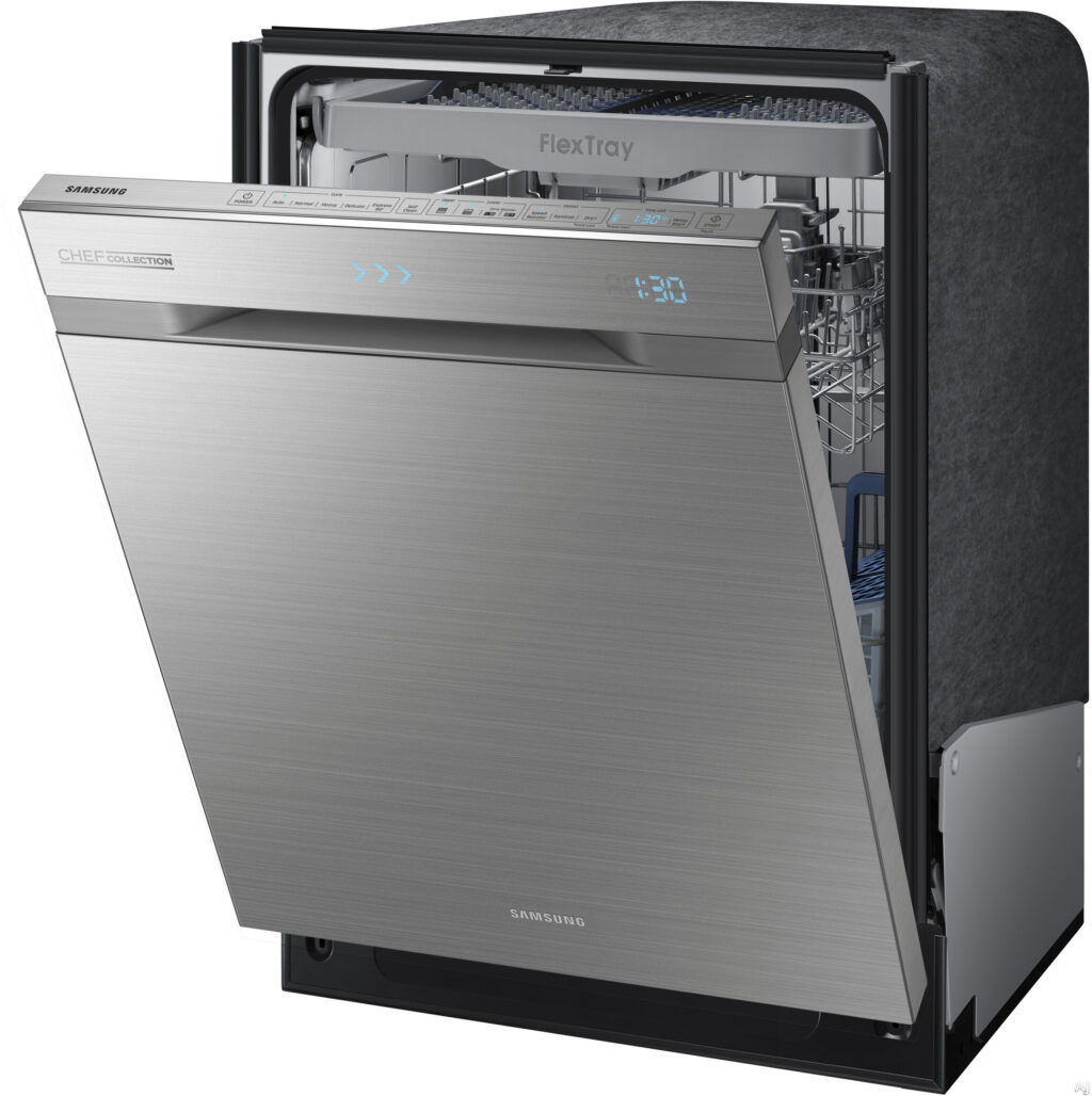 samsung dw80h9970us top control chef collection dishwasher review best dishwasher for the money. Black Bedroom Furniture Sets. Home Design Ideas