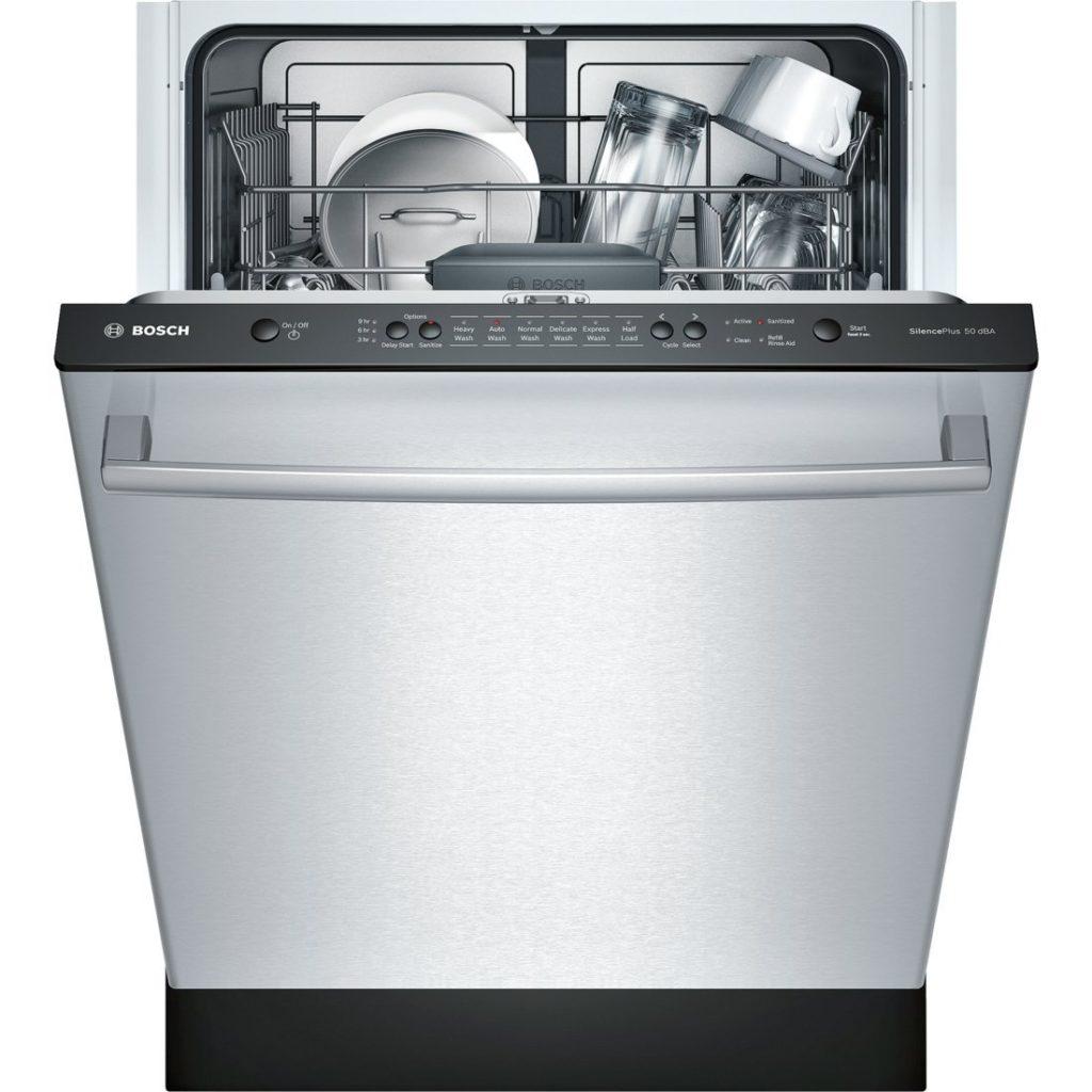 Bosch SHX3AR75UC Ascenta Dishwasher 01