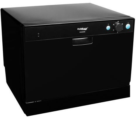 Koldfront PDW60EB Portable Dishwasher